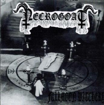 Necrogoat - Fullmoon Witchery