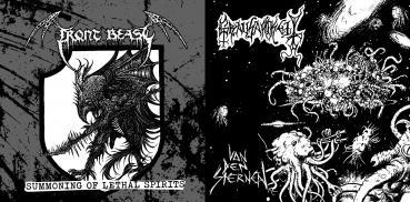Grausamkeit / Front Beast - Von den Sternen / Summoning of Lethal Spirits
