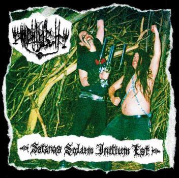 Nächtlich - Satanas Solum Initium Est