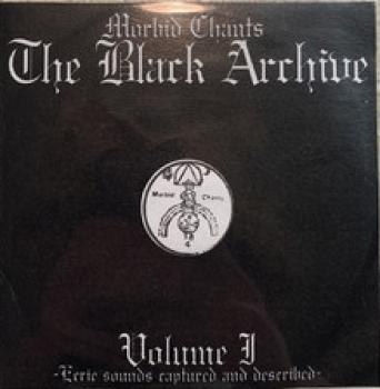 VA - Morbid Chant's The Black Archive Volume I (CD)